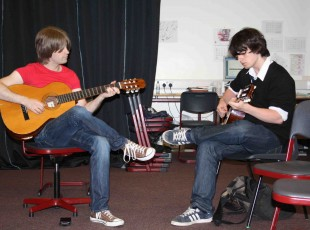 Fresh4Music (Hillhead Secondary)