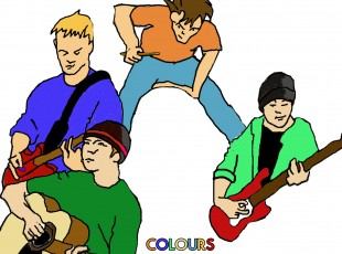 Colours (Hillpark Secondary School)