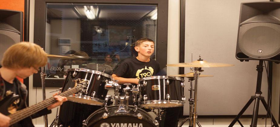 Play a live gig!